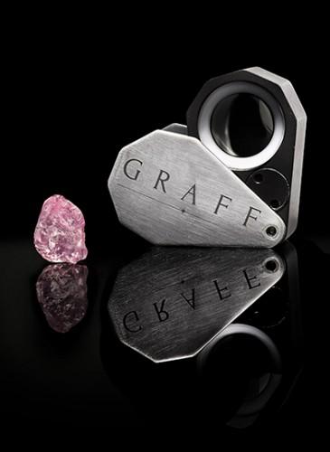 13.33ct Pink Diamond - Letseng Lesotho_loup