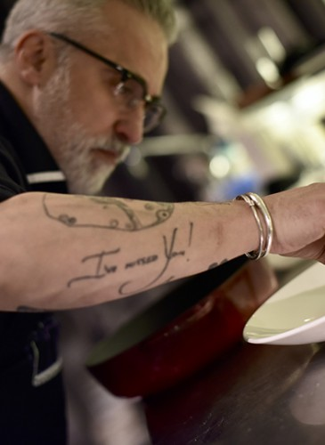 33 - W Verbier - Haute Cuisine - @GIlles Marquis