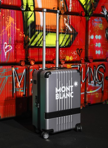 Reconnect To The World - Montblanc Travel Event In Berlin