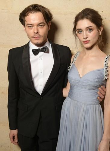 Charlie Heaton & Natalia Dyer