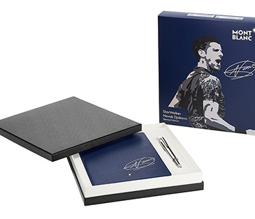 Montblanc x Novak Djokovic Foundation (1)