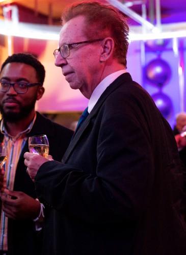 Thomas Mbede et Jean-Michel Olivier