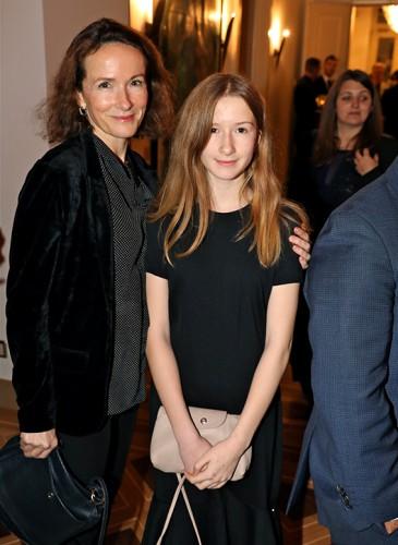 Vanessa De Thorpe et sa fille Miranda