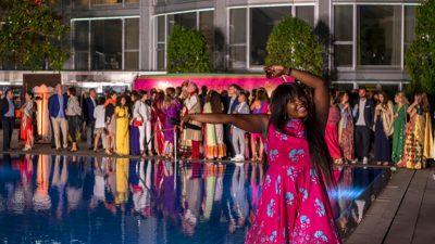 Bal du Printemps : Pool Garden Cocktail au Président Wilson, 17 juillet 2020