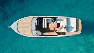 Tomber amoureux d'un bateau