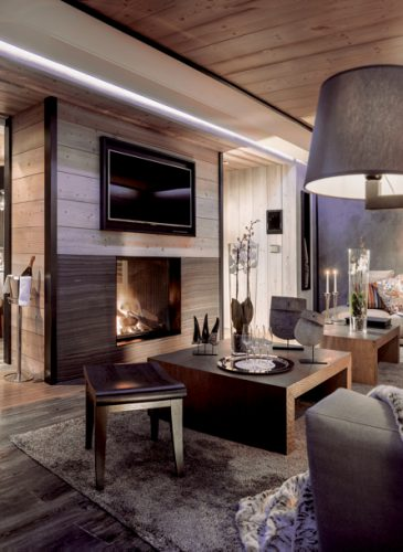 Amethyst Living room