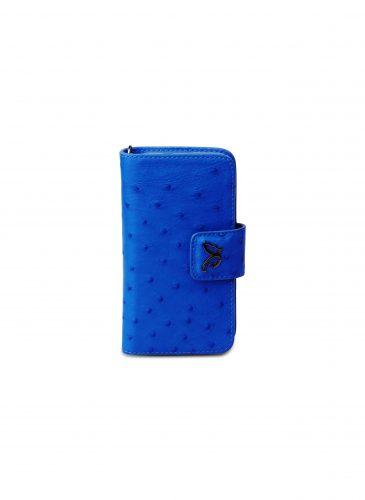 FULL PHONE CASE OSTRICH ROYAL BLUE