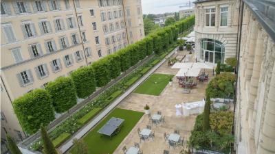 PLAYTIME au Lausanne Palace 100 % local, c'est 100 % génial