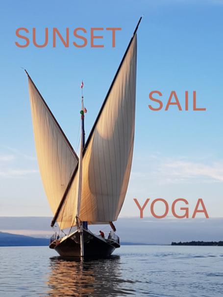 Zen sur le lac, nouveau sport en vogue cet été!