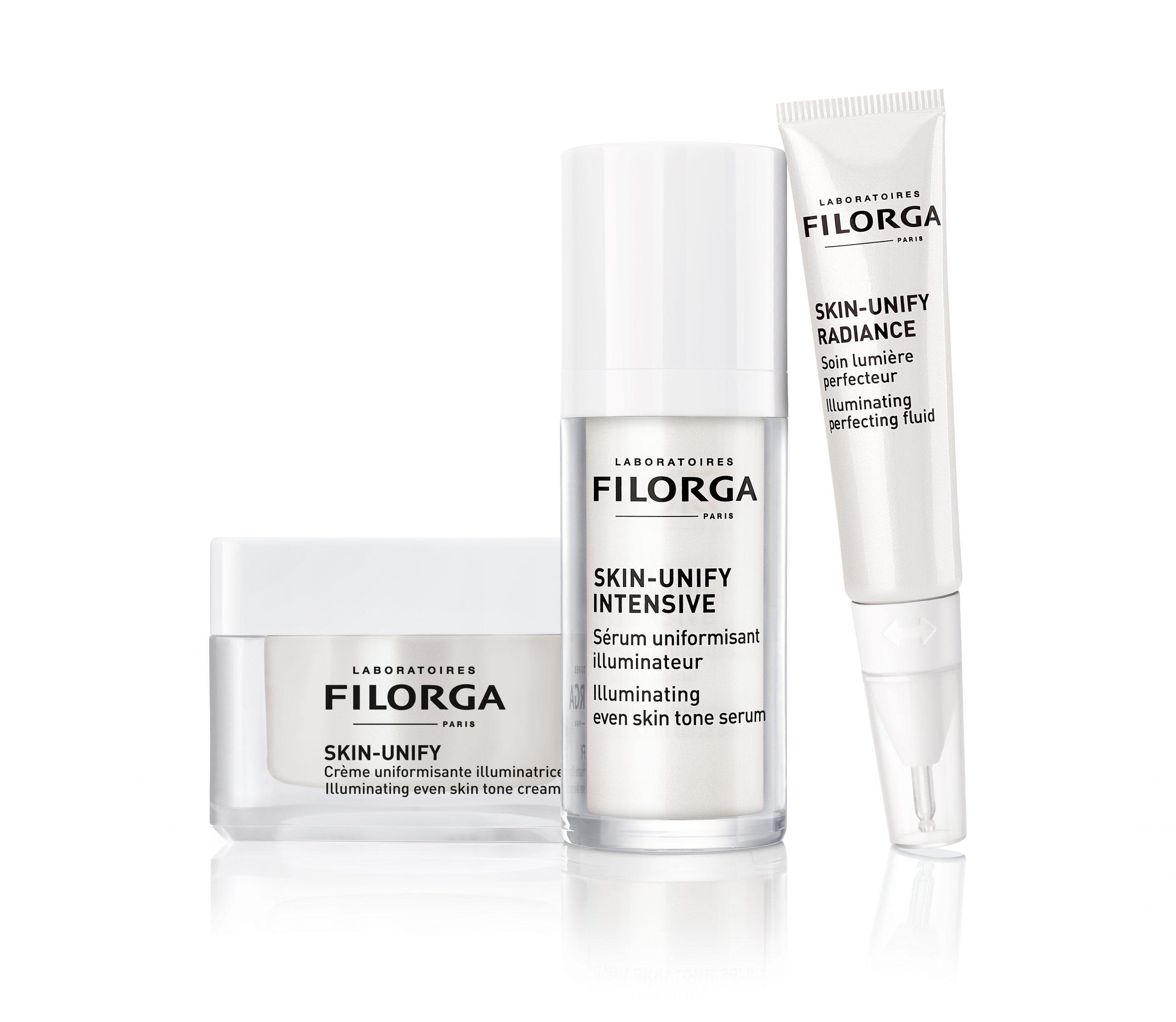 Filorga, la solution idéale pour une peau uniforme et lumineuse